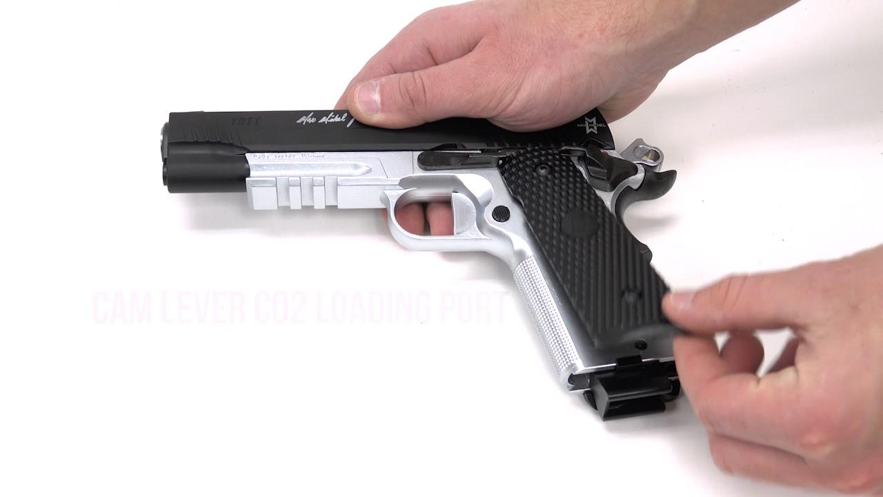 max high powered air pistol