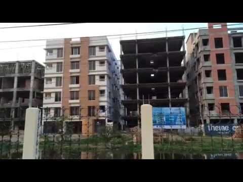 How Modern Apartment Building Look in a New Residential Area, DOHS, Chittagong