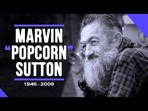 "Самый легендарный самогонщик в истории! Марвин ""Попкорн"" Саттон"
