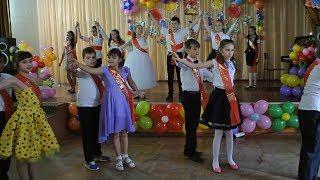 Вальс на выпускной 4-А класса, 23 мая 2018, Донецк