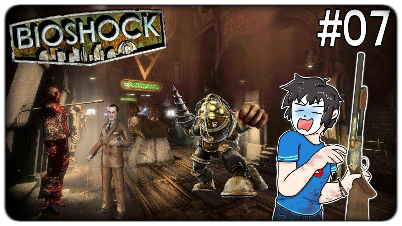 RAGGIUNGIAMO L'UFFICIO DI RYAN E SCOPRIAMO COME VIOLARE LE SUE TRAPPOLE | Bioshock Remastered ep.07