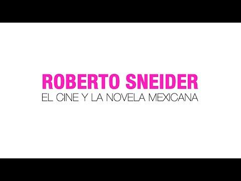 Roberto Sneider, el cine y la novela mexicana