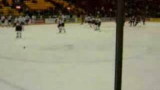 Golden Gopher Hockey Warmups