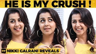 LOVE at First Sight, CRUSH, PRANK - Nikki Galrani's Surprising Stories   Jiiva   Kee   SS 86