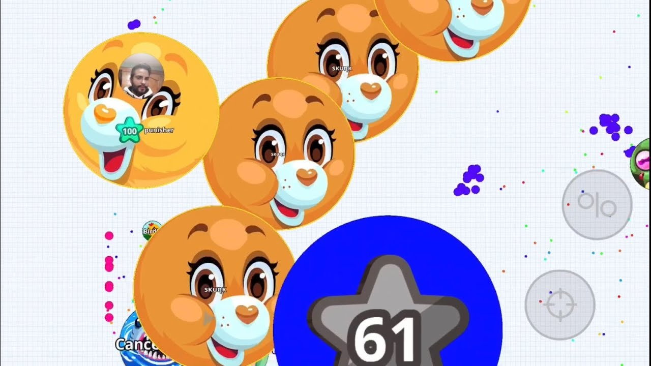 Agar.io MEGA HUGE BAIT! CRAZY MOMENTS #COMPILATION WITH FANS AGARIO | In this moment, Huge, Fan