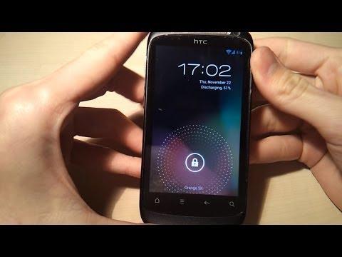 HTC Desire S CM 10
