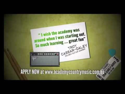 CMAA Academy Of Country Music Promo