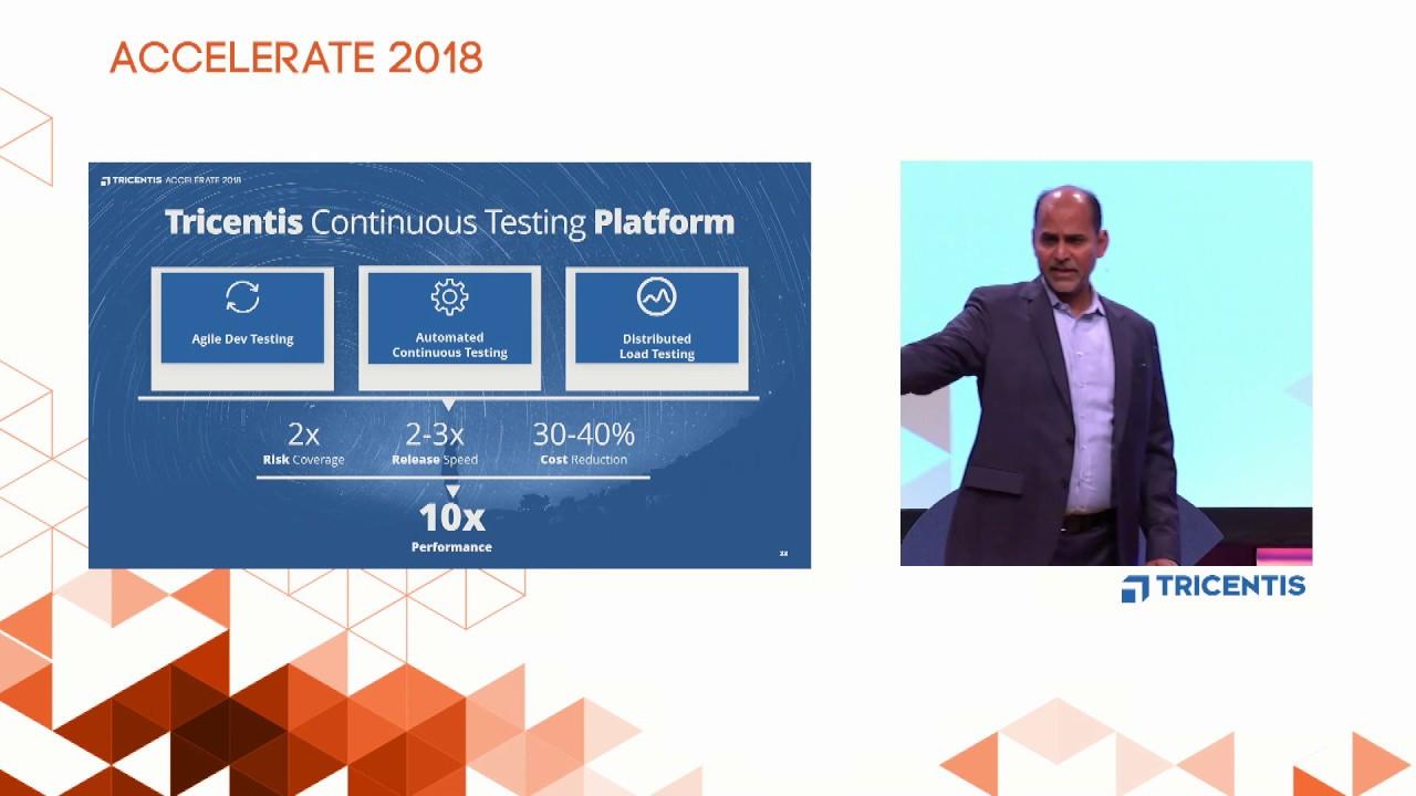 2018 Gartner Magic Quadrant for Software Test Automation