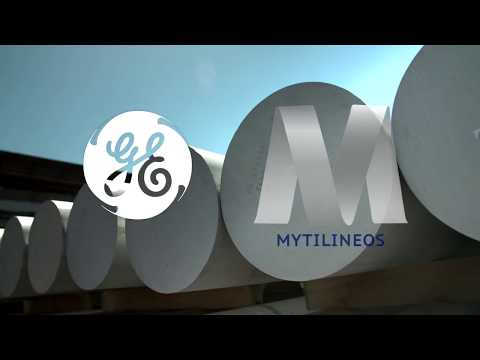 GE's Partnership with MYTILINEOS