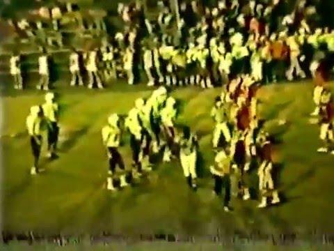 1986 Spiro Bulldogs at Stilwell Indians Football