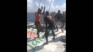 Jammin in Barbados