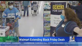 Walmart Extending Black Frİday Deals