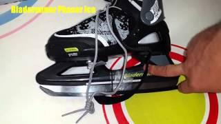 Обзор раздвижных коньков Bladerunner Phaser Ice / Review ice skates