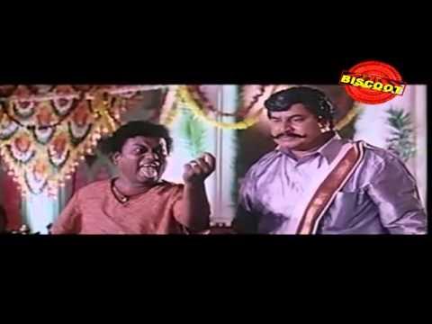 Chandu Kannada Movie Comedy Scene    Lohitashwa, Sarovar
