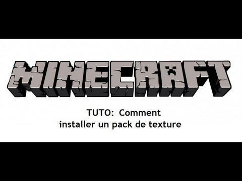 Tuto comment installer un pack de texture youtube - Comment installer un sanibroyeur ...
