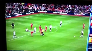 manchester united v southampton 3 2 highlights rvp hatrick