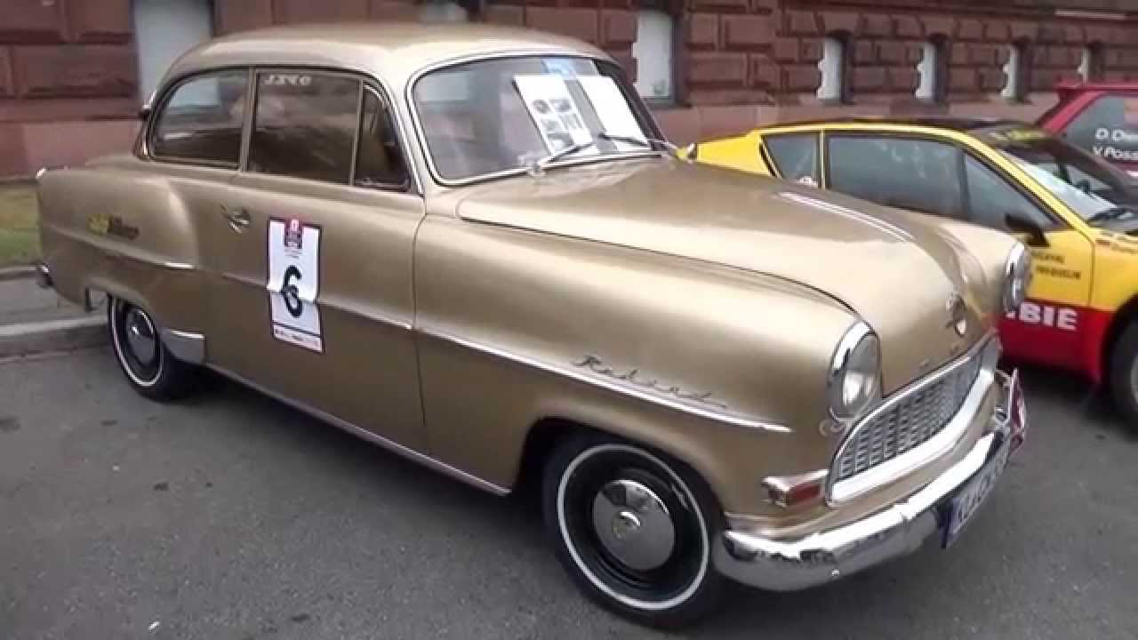 1955 opel rekord olympia kaiserslautern classics 2015 youtube. Black Bedroom Furniture Sets. Home Design Ideas