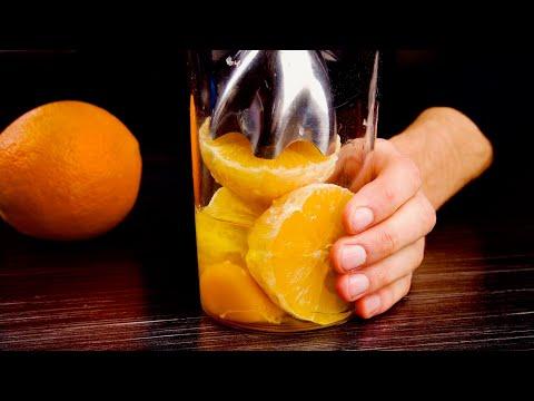 Взбиваем апельсин и 3 яйца!.. Скорость поедания зашкаливает! Просто приготовьте и попробуйте!