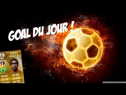 Goal du Jour   Jadson is the BEST !