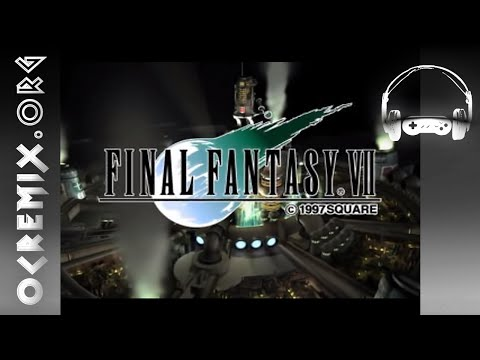 OC ReMix #811: Final Fantasy VII 'A World of Piano' [Main Theme of FINAL FANTASY VII] by kLuTz