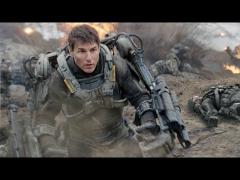 Edge of Tomorrow - Beach Battle