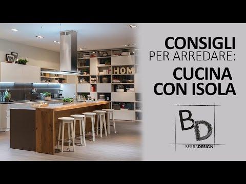 Consigli per Arredare: CUCINA CON ISOLA | Belula Design