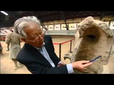 National Geographic  China's Ghost Army Terracotta Warriors 2010             YouTube