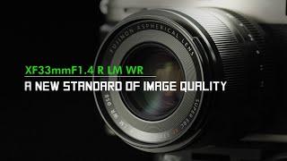 Fujifilm XF 33mm f1.4 R LM WR Fujinon Fuji XF33mm f1.4 GARANSI RESMI