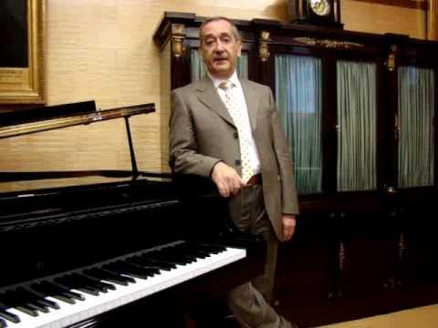 Anselmo de la Campa. Conservatorio Superior de Música Madrid