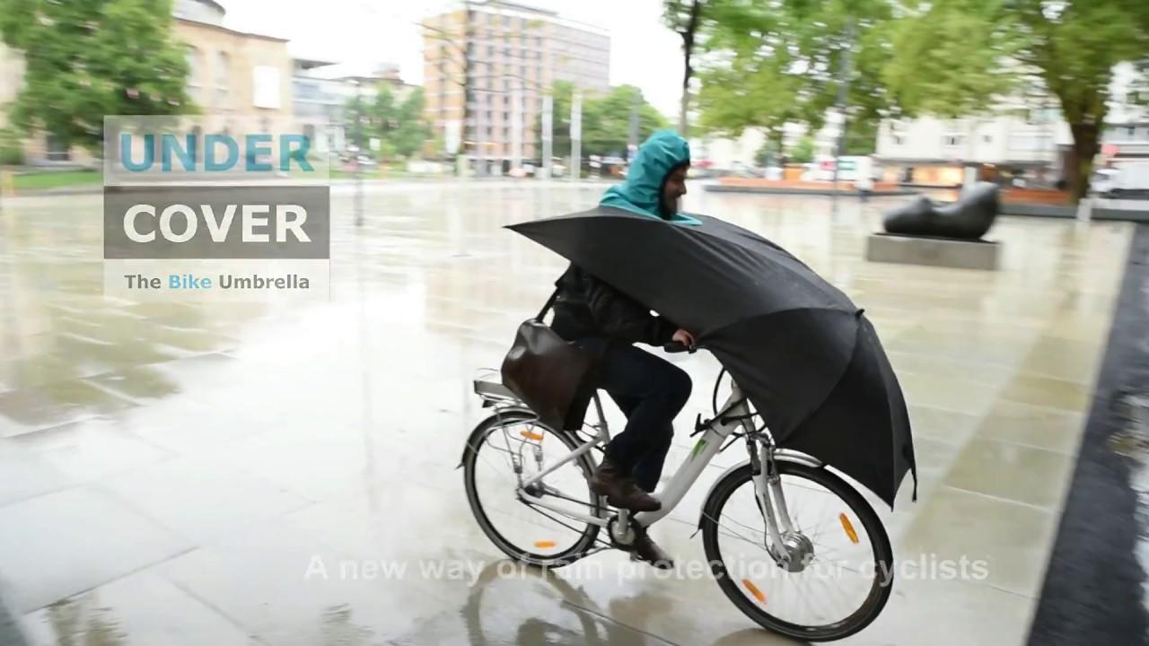UNDER-COVER - The Bike Umbrella