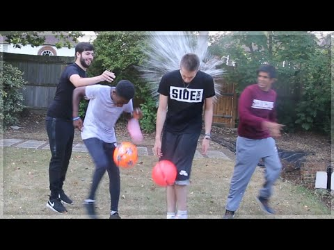 Thumbnail: WET KEEPY UPS CHALLENGE | With Manny
