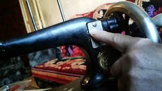Старинная Антикварная швейная машинка царских времён