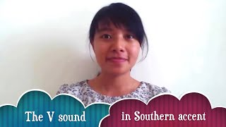 Vietnamese Pronunciation #13: The V sound in Southern accent