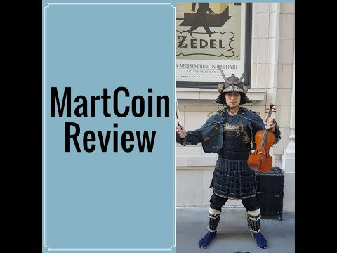 MartCoin Review - Is MartCoin ICO A Scam?