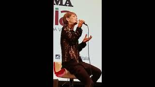 Sul ciglio senza far rumore - acustica - Alessandra Amoroso @ Milano 17.10.16