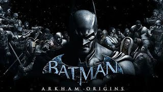 Batman Arkham origins full cutscenes