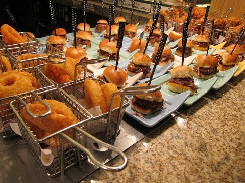 Bacch Buffet At Caesars Palace Las Vegas