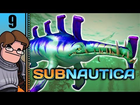 Let's Play Subnautica Part 9 (Patreon Chosen Game)
