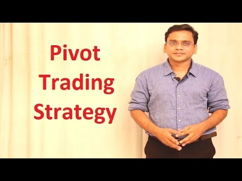 What is Pivot point trading strategy.
