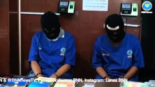 BNN News : Cuci Uang Narkoba Dengan Hasil Keringat TKI