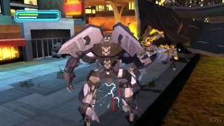 Transformers: Revenge of the Fallen PS2 Gameplay HD (PCSX2)