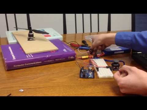 IEEE Quadcopter Programming Test 1