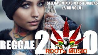 REGGAE 2020 - SELEÇÂO MIX AS MAIS TOCADAS (CD ROOTS MUSIC VOL.1)