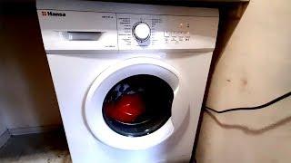 стиральная машина Hansa AWS5101LH. Обзор и отзыв