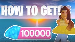 Getting the GIANT DIAMOND 10 TIMES! Roblox Royale High