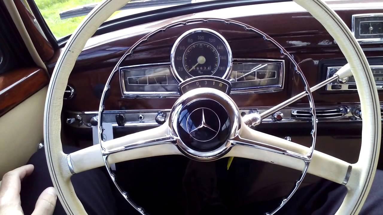 Mercedes w189 youtube for International mercedes benz milwaukee