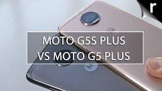 Moto G5s Plus vs Moto G5 Plus: What's Motorola changed?