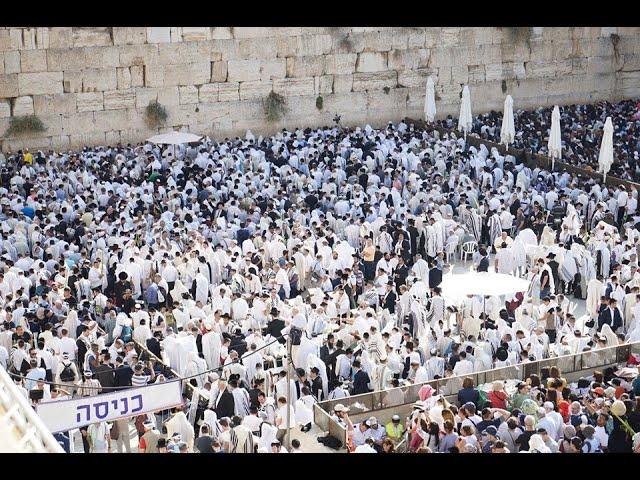 Parashat Bamidbar - by Rabbi Uri Nahum special for Beit Juhuro