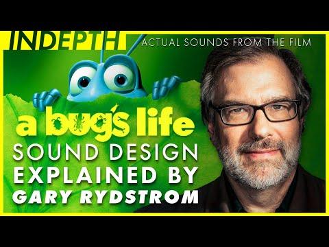 Gary Rydstrom Explains The Sound Design Of Pixar's A Bug's Life