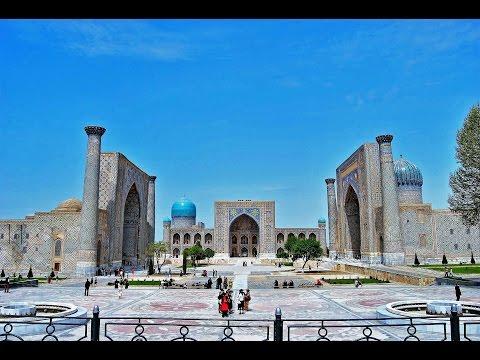 Samarkanda - Patrimonio de la Humanidad- Uzbekistán